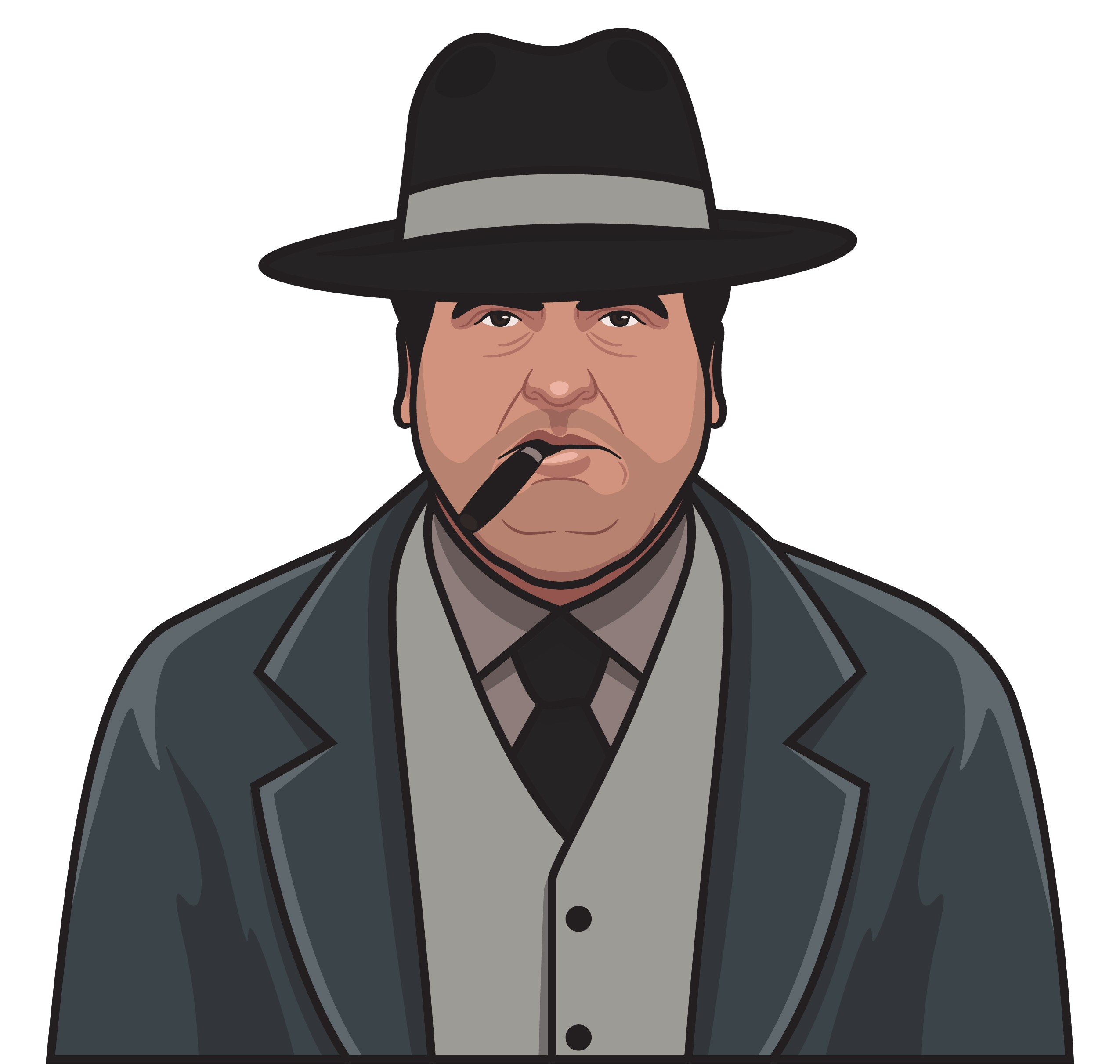 Set of avatars for a mafia game