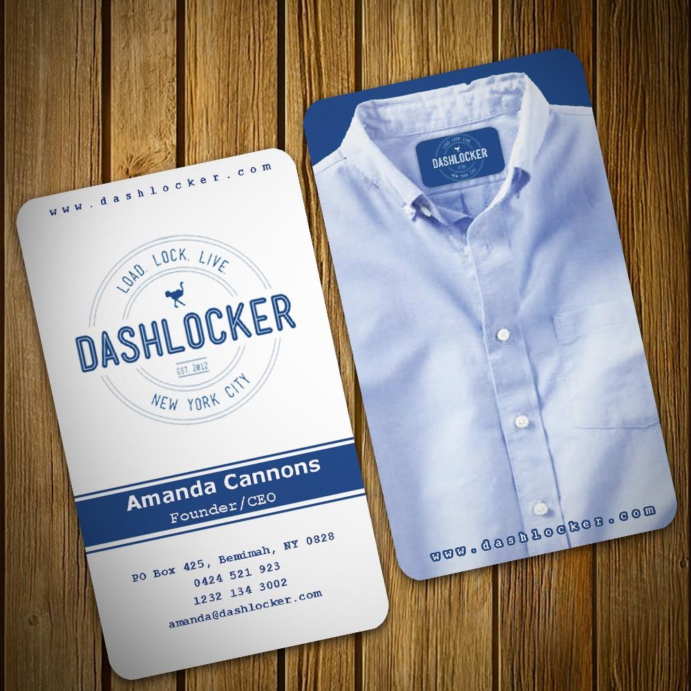 Dash Locker needs a new stationery