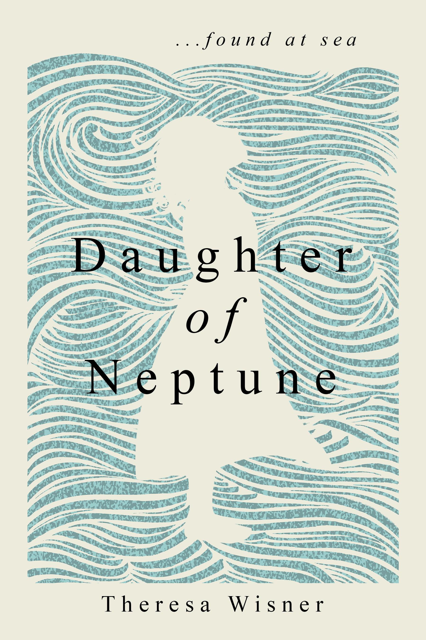 Design a cover for a memoir of the sea