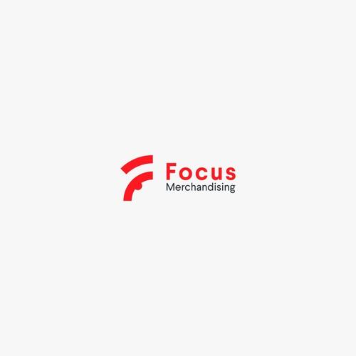 Design an awesome, modern logo for Focus Merchandising!