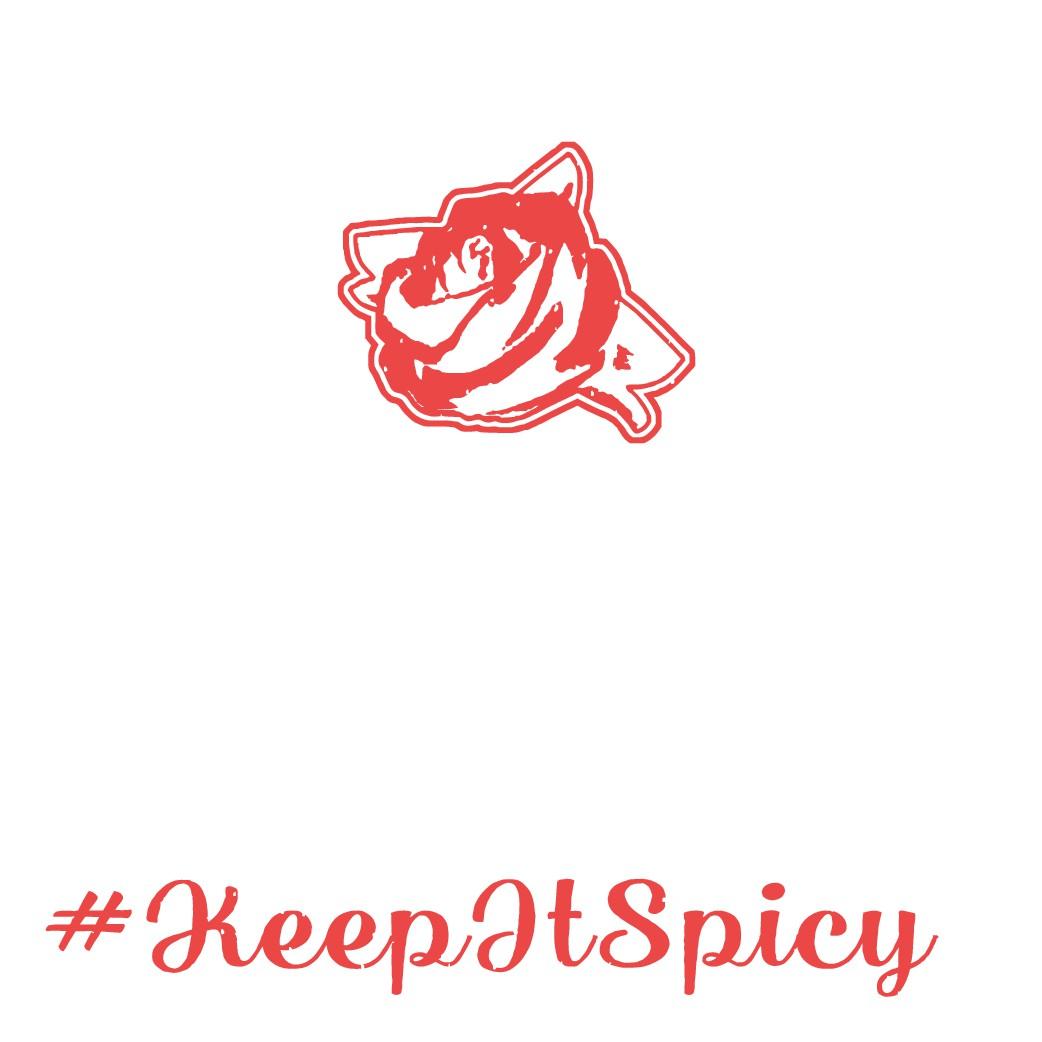 #KeepItSpicy La Flor Spices T-shirt Design