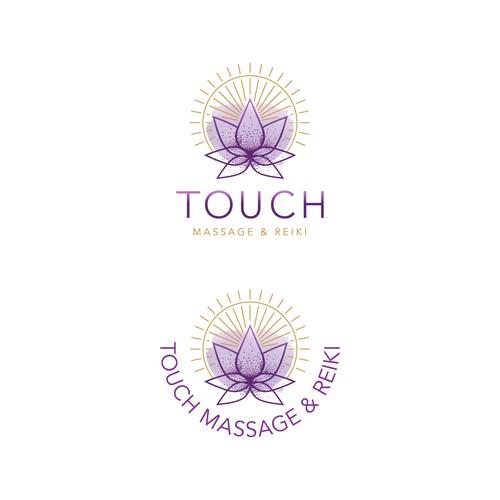 Touch Massage & Reiki logo