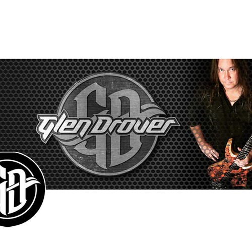 Glen Drover logo