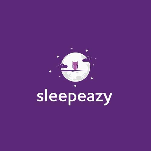 Logo design for sleep advising website