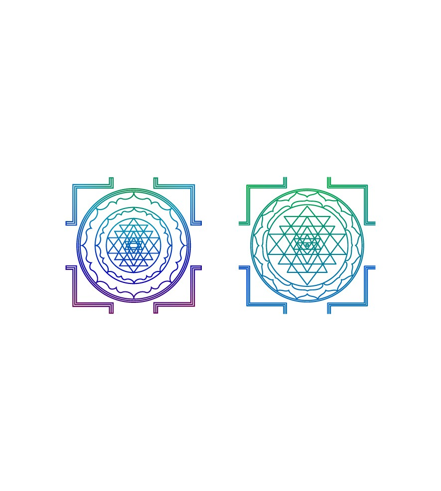 Integrative Medical Practice needs logo with Shri Yantra