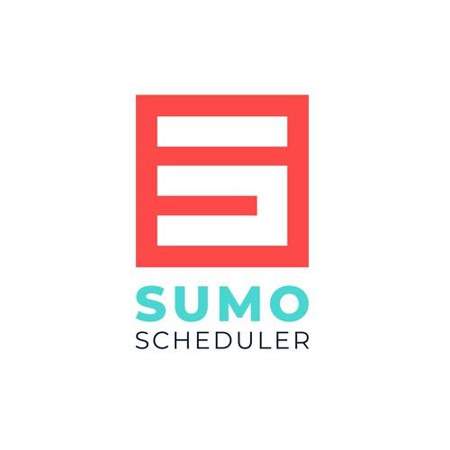 'Sumo Scheduler' logo