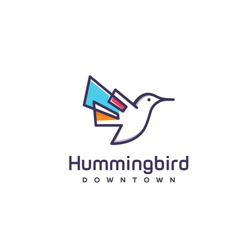 Hummingbird downtown