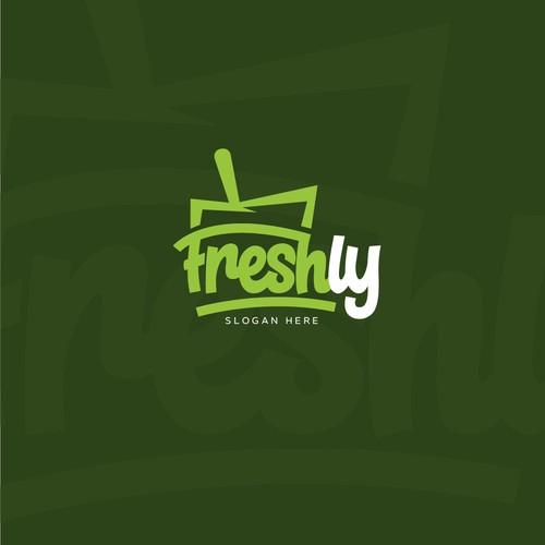 Logo for freshly
