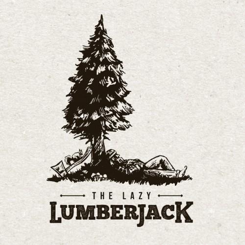 The lazy lumberjack's squirrel