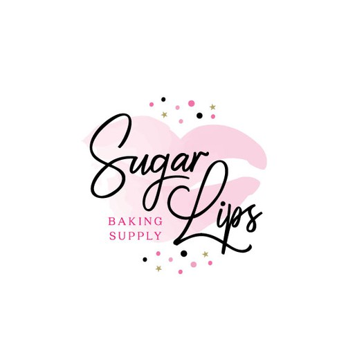 Sugar Lips Baking Suppy Logo