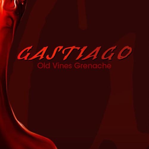 CASTIAGO wine label
