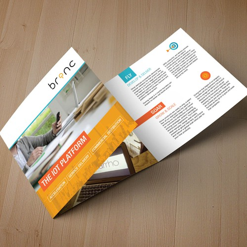 Brochure Design for Brinc