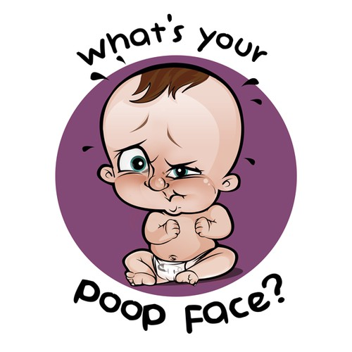 What's Your Poop Face? ~ GUARANTEED ~ $50 Add On! ~ Shirt Design Needed