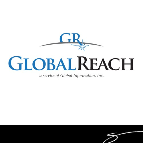 Guaranteed: GlobalReach needs a new logo for launch!