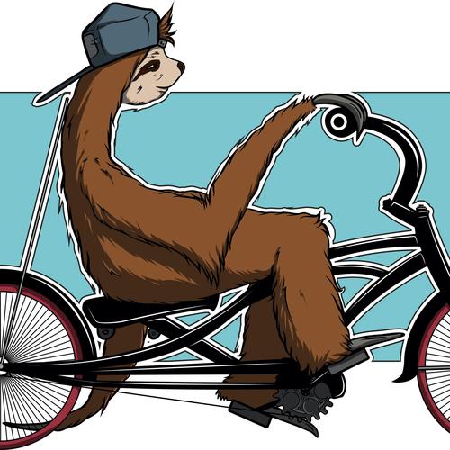 Sloth Rider