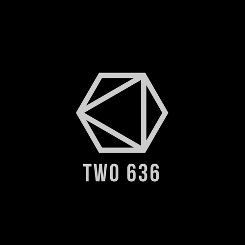 Minimalistic logo for TWO 636