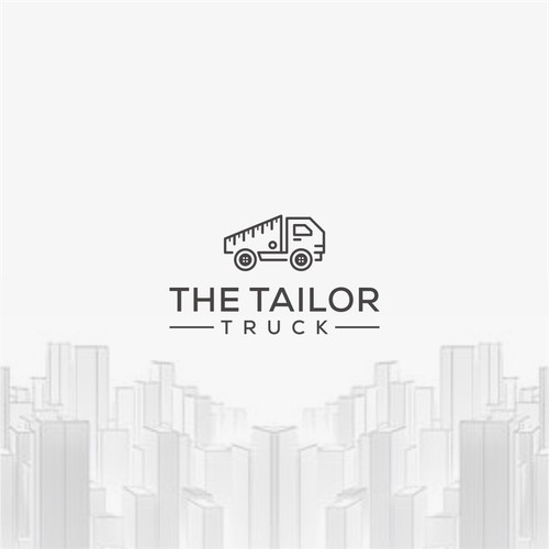 the tailor truck