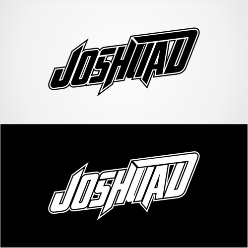 Create the ultimate logo for International DJ/Producer Joshua D