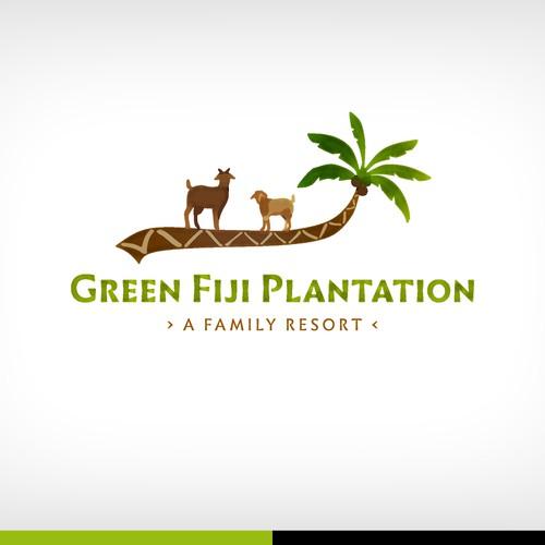 Green Fiji Plantation