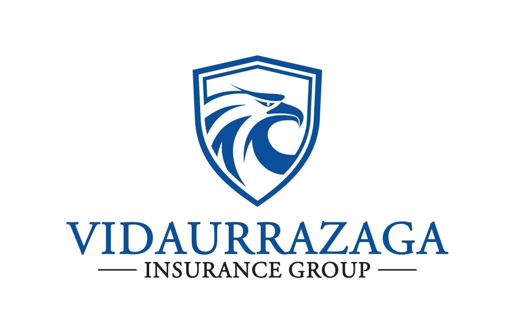 Create a sleek powerful new design for emerging insurance company
