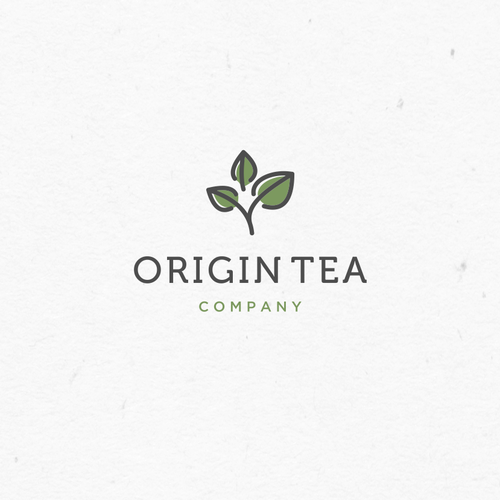 Tea company logo