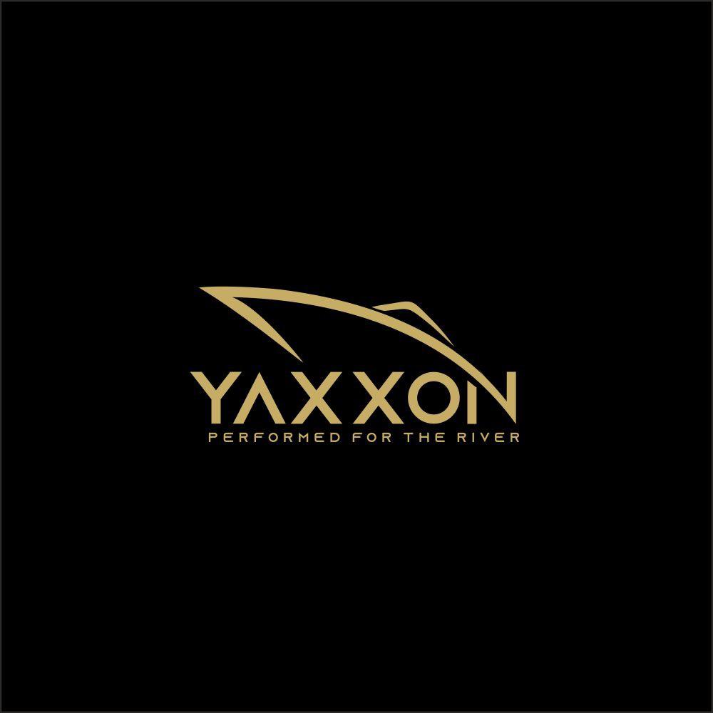 gestalte eine neues Logo für eine neue Bootsmarke mit dem Namen Yaxxon