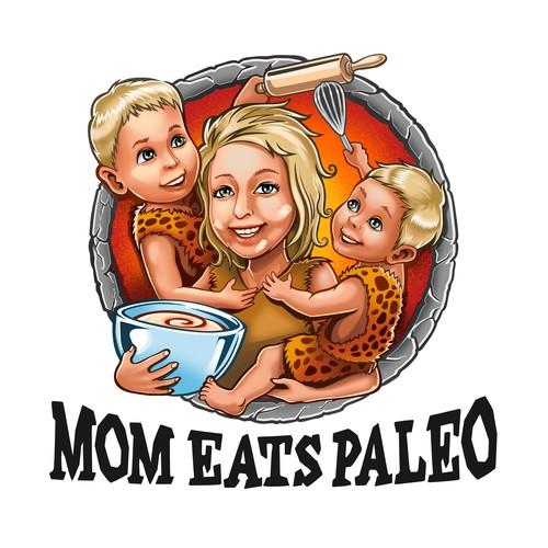 Mom Eats Paleo logo