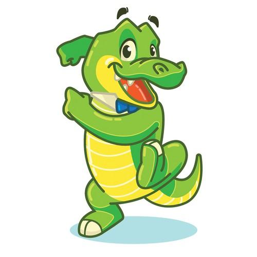 Aligator Mascot