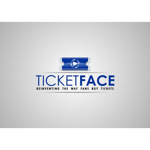 logo for TICKET FACE