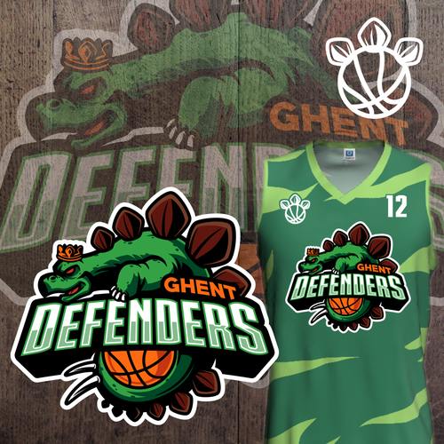 Ghent Defenders Basketball Team