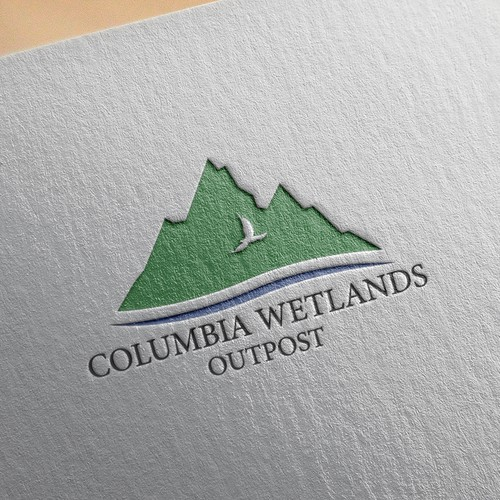 Winning design for the contest Capture the magic of The Columbia Wetlands Outpost