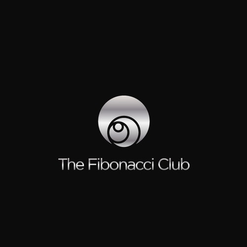 A Fibonacci Spiral Logo For Private Members Club