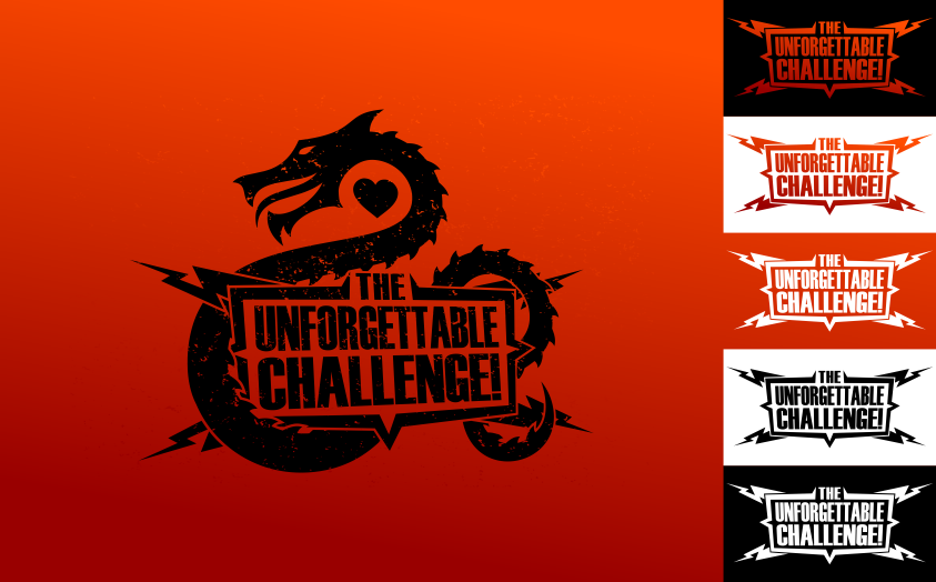 Create the next logo for The Unforgettable Challenge!
