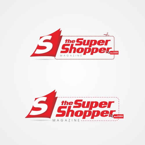 Logo for The Super Shopper Magazine