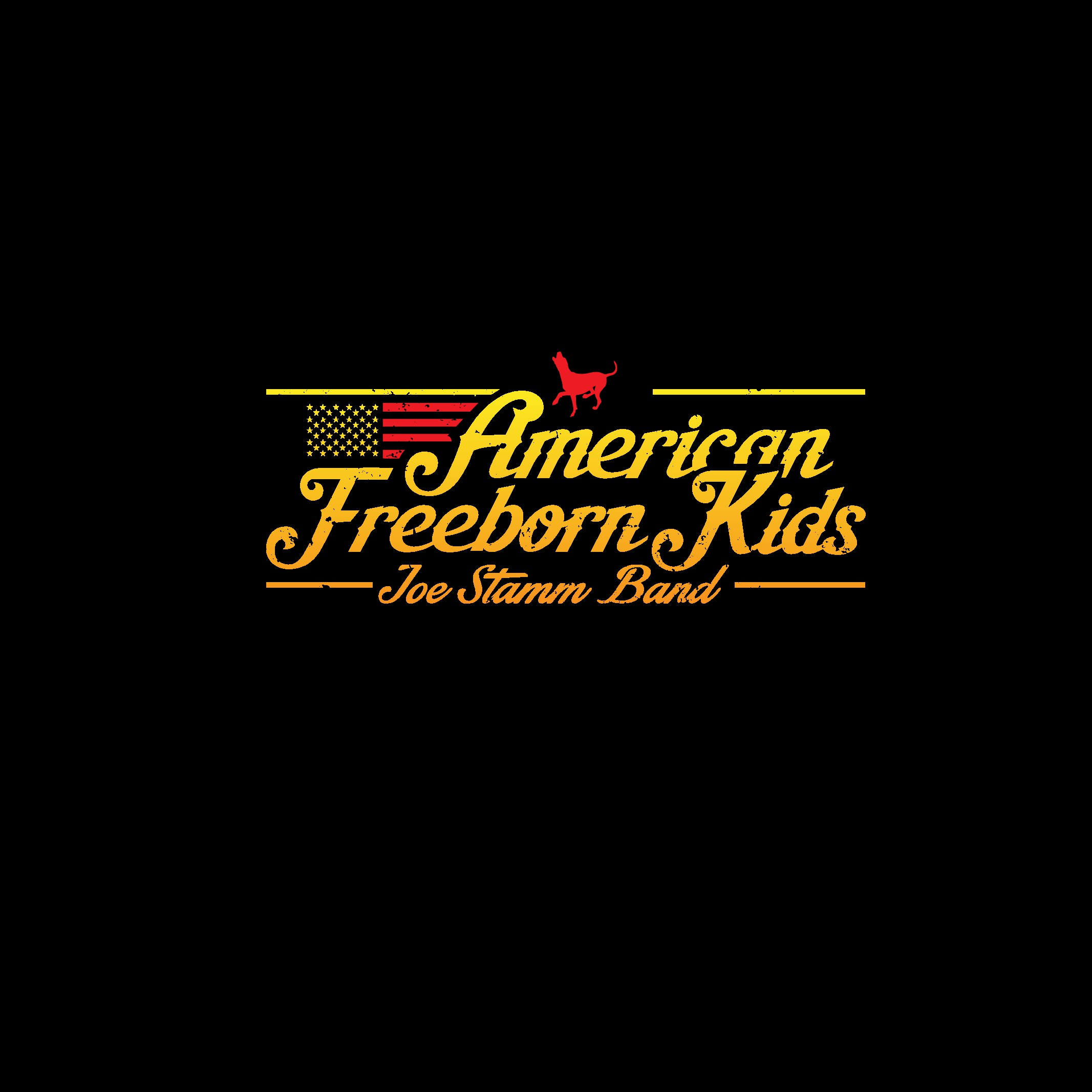 "Joe Stamm Band needs art for new release ""American Freeborn Kids"""