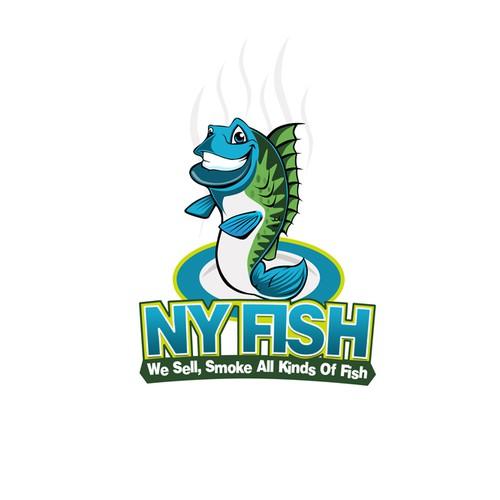 Help ny fish with a new logo