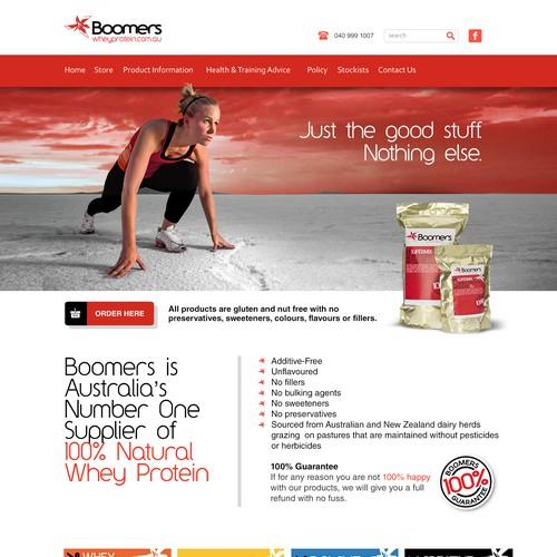 www.wheyprotein.com.au makeover opportunity