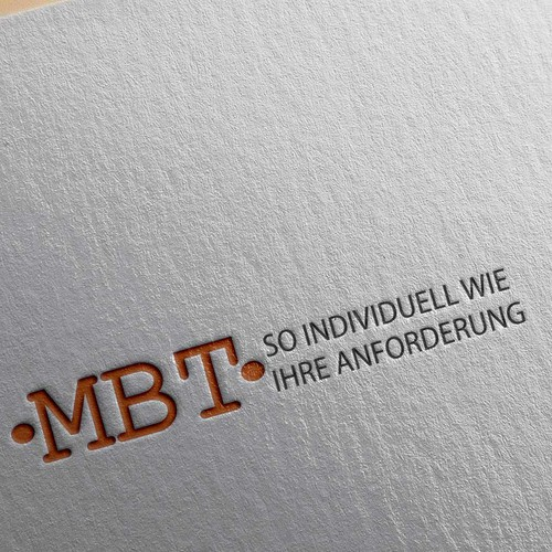New logo for MBT company