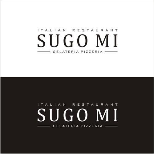 Logo concept for Italian Restaurant