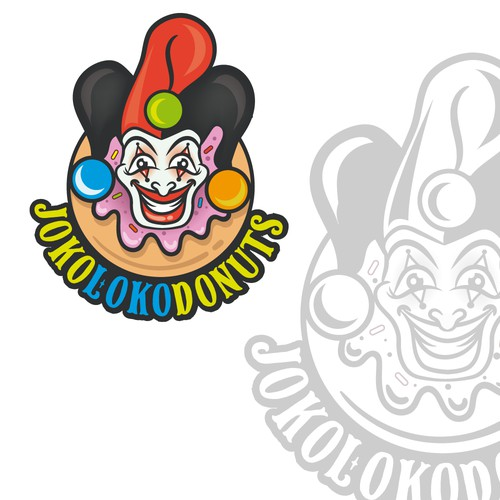 Joker Donut