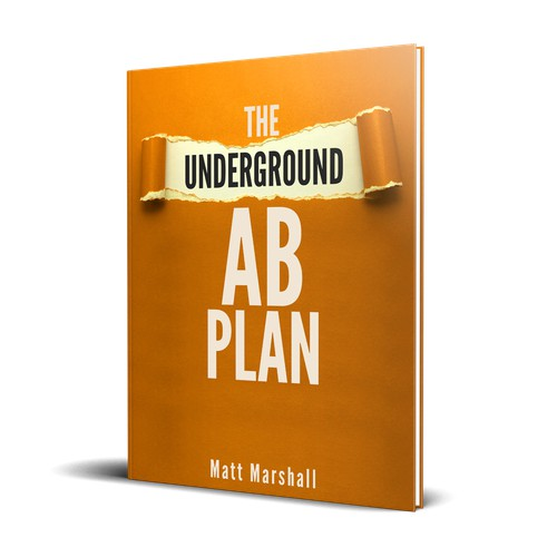 The Underground Ab Plan-Book Cover