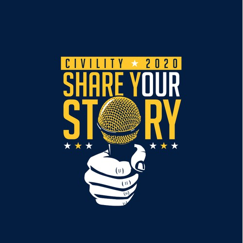 Share Your Story - ETSU Civility Series 2020