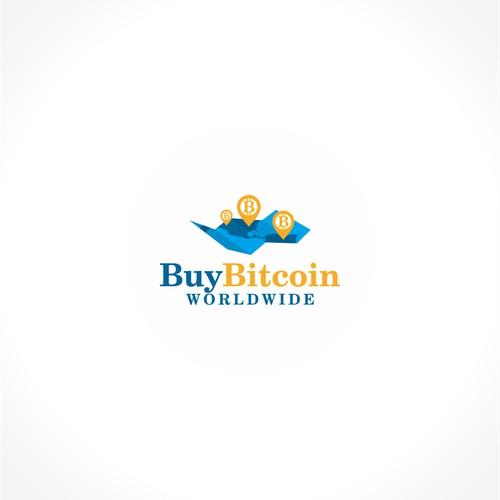 logo concept for buybitcoin