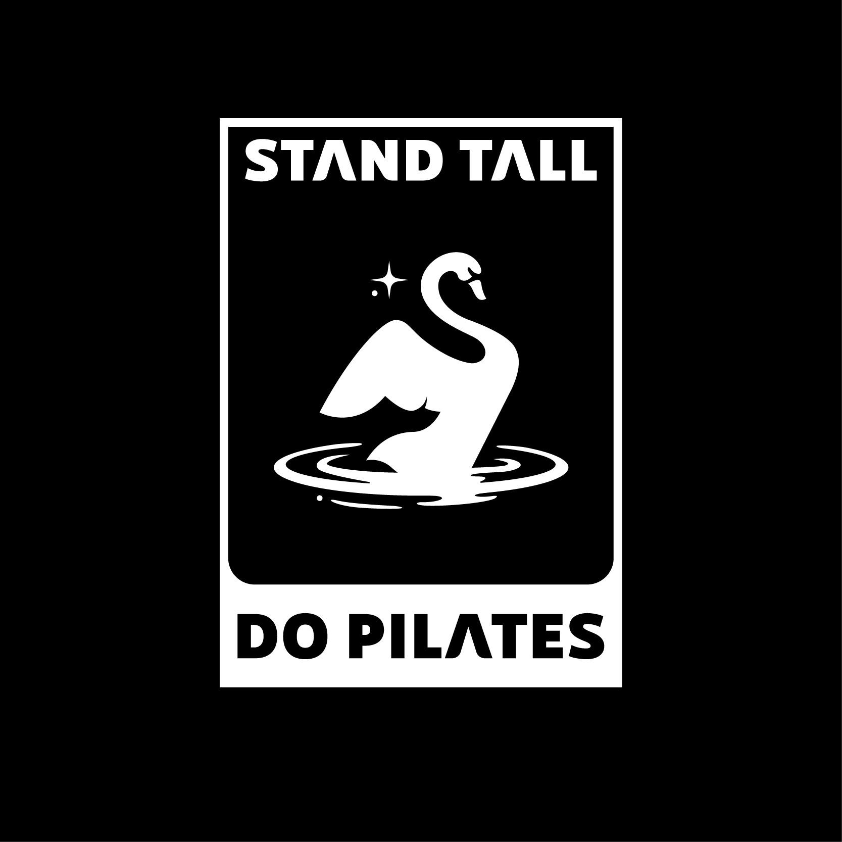 Tshirt design for Dive Pilates