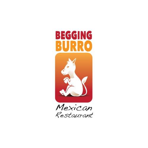 Begging Burro