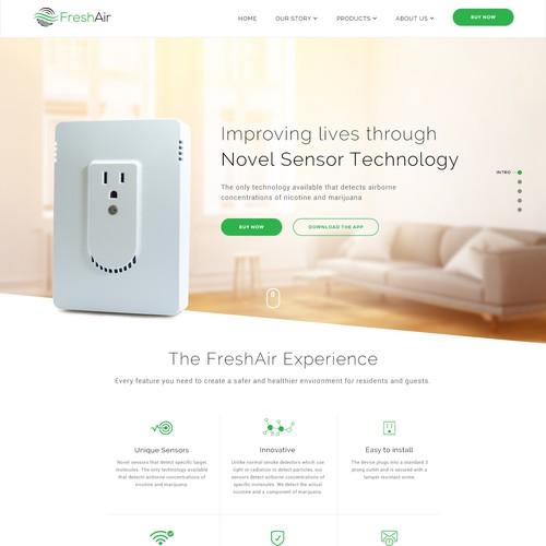 FreshAir Sensor