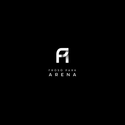 Minimal and Elegant Logo for an Event's Arena in Sweden