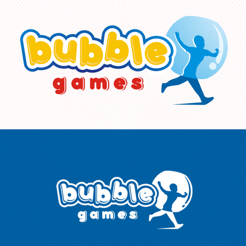 Bubble Games Logo