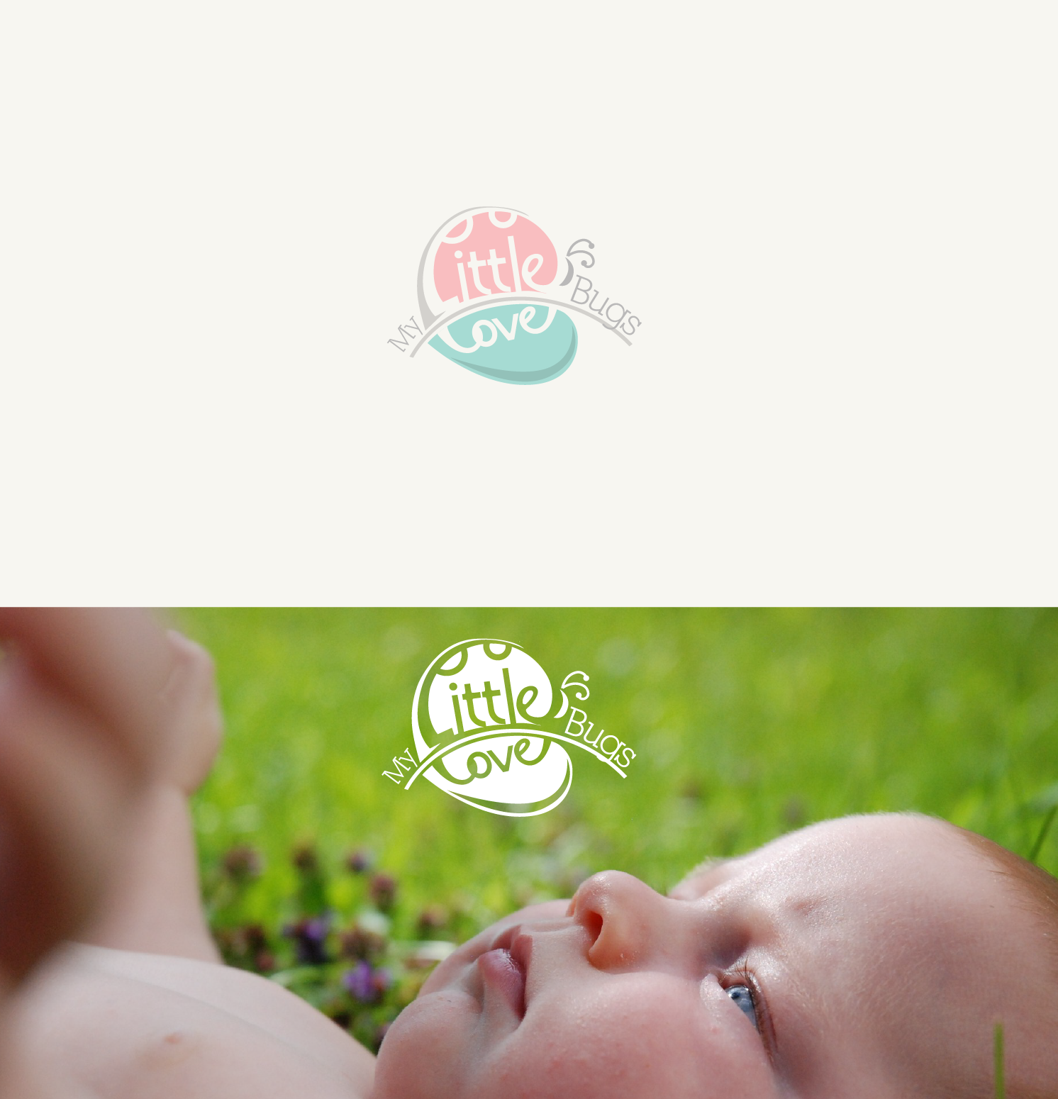 create a Whimsical yet elegant, clean and simple - ladybug inspired logo.  No stock photos, not kitchy, or childish.