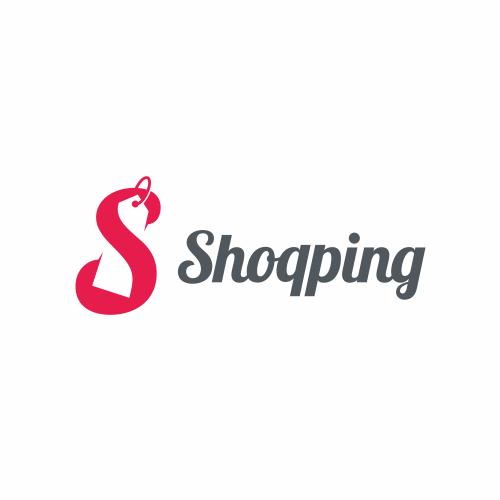 Unique logo for Shoqping